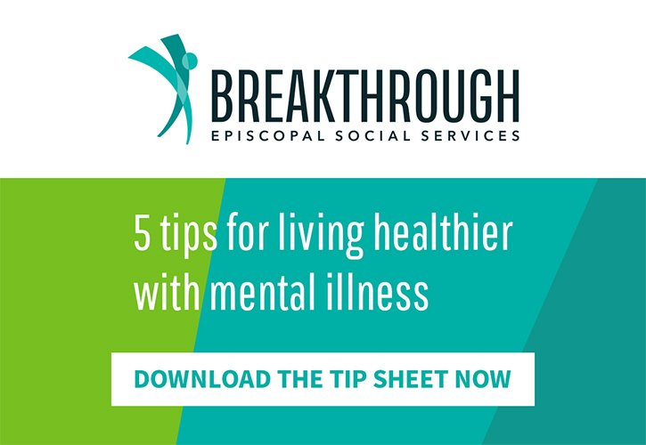5 Tips for Living with Mental Illness