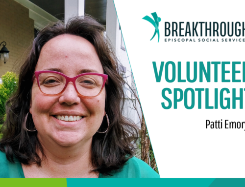 Volunteer Spotlight: Patti Emory