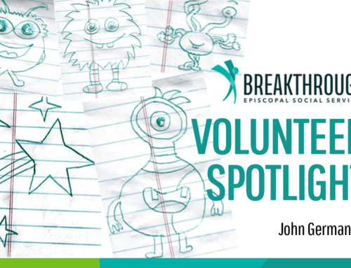 Volunteer Spotlight: John German